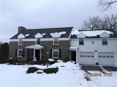 Utica Single Family Home A-Active: 239 Higby Road