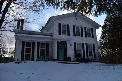 Clinton Single Family Home A-Active: 8064 Brimfield