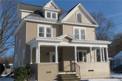 Rome Single Family Home U-Under Contract: 401 Healy Avenue