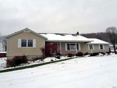 Single Family Home A-Active: 450 Brown Hill Road