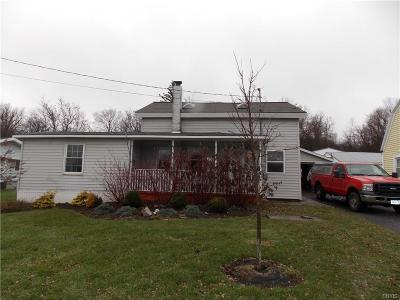 Depauville NY Single Family Home A-Active: $79,900