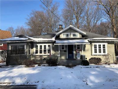 Utica Single Family Home U-Under Contract: 27 Beverly Place