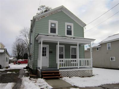 Rome Single Family Home A-Active: 214 North Jay Street