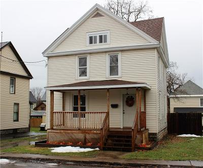 Watertown NY Single Family Home A-Active: $109,500