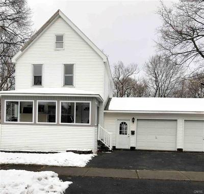 Utica Single Family Home A-Active: 118 Laurel Place