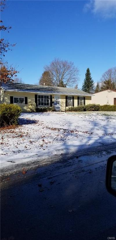 Utica Single Family Home A-Active: 405 Richmond Road