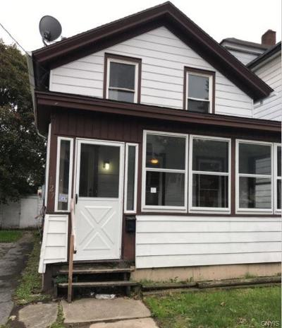 Syracuse Single Family Home A-Active: 127 Gere Avenue