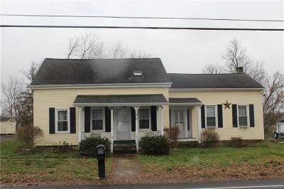 Auburn Single Family Home A-Active: 5127 State Route 38a