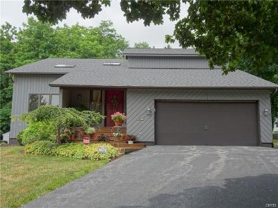 Syracuse Single Family Home A-Active: 702 North Orchard Road
