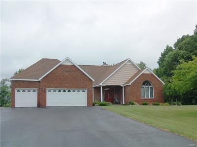 Frankfort Single Family Home A-Active: 161 Kerber Road