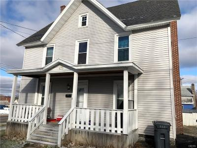 Watertown-city Single Family Home For Sale: 428 Prospect Street