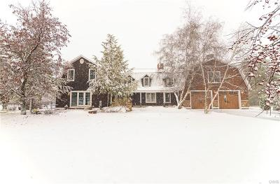 Single Family Home A-Active: 3500 County Line Road