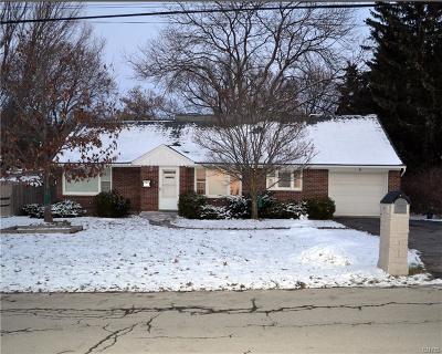 Syracuse Single Family Home A-Active: 503 West Manchester Road