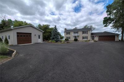 Cayuga County Single Family Home A-Active: 5405 State Route 90