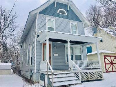 Watertown NY Single Family Home A-Active: $51,500