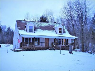 Lowville NY Single Family Home A-Active: $194,500