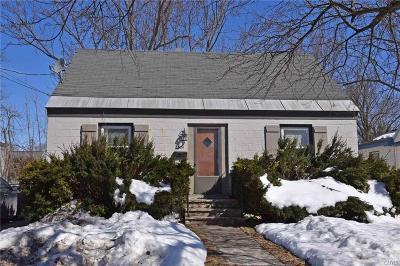 Rome NY Single Family Home A-Active: $69,900