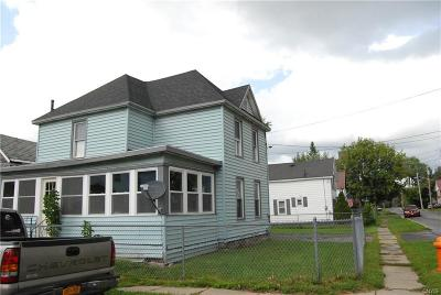 Watertown NY Single Family Home A-Active: $49,900