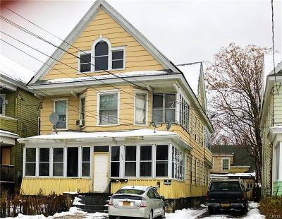 Syracuse Multi Family 5+ A-Active: 106 Pond Street