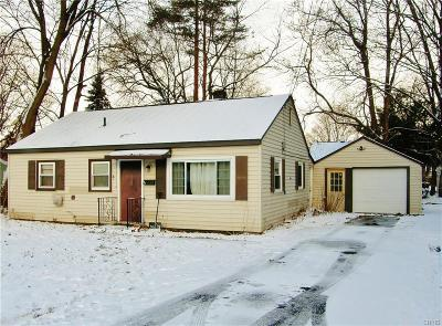 Syracuse Single Family Home A-Active: 110 Lindbergh Road