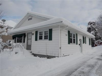 Watertown Single Family Home A-Active: 216 Wyoming Avenue