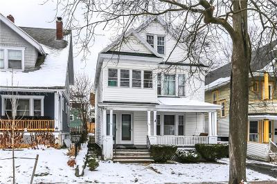 Syracuse Multi Family 2-4 A-Active: 142 Hastings Place #44
