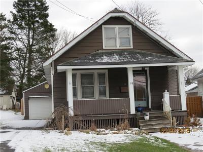 Utica Single Family Home A-Active: 518 Coventry Avenue