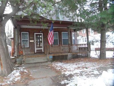 Rome NY Single Family Home A-Active: $124,900