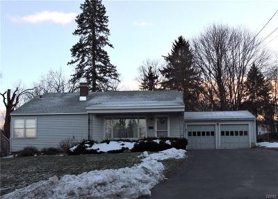 New Hartford NY Single Family Home C-Continue Show: $99,000