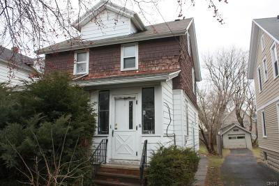 Syracuse Single Family Home A-Active: 156 Wadsworth Street