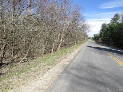 Utica Residential Lots & Land A-Active: 10337 Woods Road