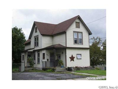 Single Family Home U-Under Contract: 817 Cooper Street