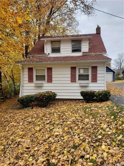 Auburn NY Single Family Home A-Active: $109,900