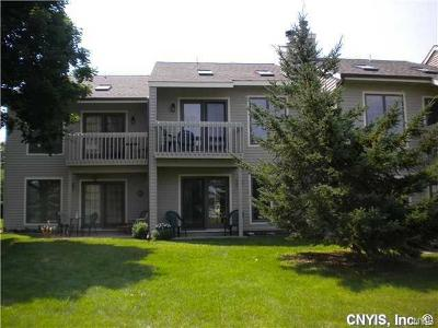 Jefferson County, Lewis County Condo/Townhouse A-Active: 115 Island View Dr