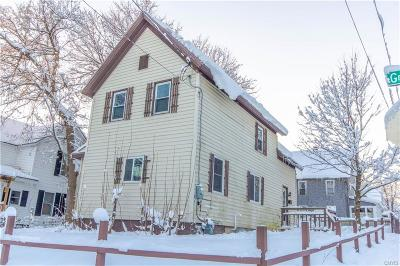 Watertown Single Family Home A-Active: 631 Grant Street