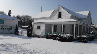 Jefferson County, Lewis County Single Family Home A-Active: 215 Pine Street