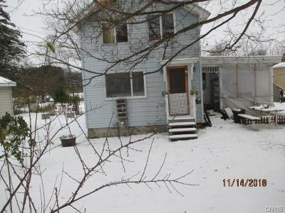 New Hartford NY Single Family Home A-Active: $39,900