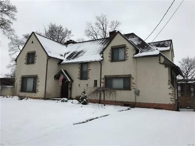 Auburn NY Single Family Home A-Active: $129,500