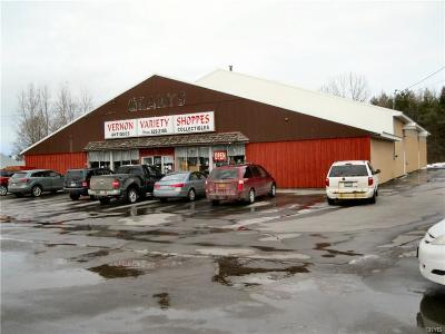 Vernon NY Commercial A-Active: $299,000