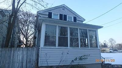 Single Family Home A-Active: 19 West Water Street