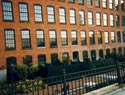 Syracuse Condo/Townhouse A-Active: 429 North Franklin Street #409