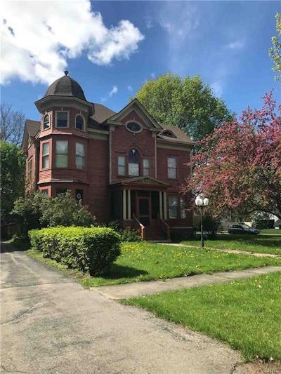 Rome Single Family Home A-Active: 913 North George Street