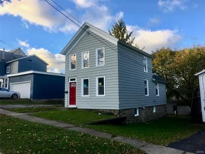 Single Family Home U-Under Contract: 28 Ontario Street
