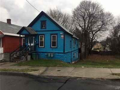 Syracuse Multi Family 2-4 U-Under Contract: 317 Lydell Street