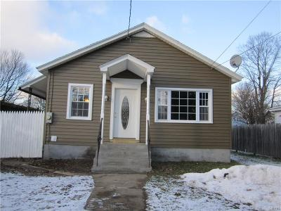Single Family Home Sold: 909 Floyd Avenue
