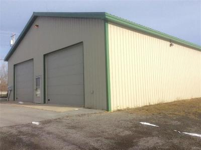 Jefferson County, Lewis County, St Lawrence County Commercial A-Active: 16590 South State Route 3 Road