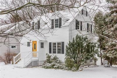 Syracuse Single Family Home C-Continue Show: 229 South Terry Road