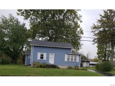 Webster Single Family Home A-Active: 1051 Plank Road