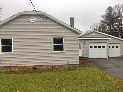 Watertown NY Single Family Home P-Pending Sale: $41,500