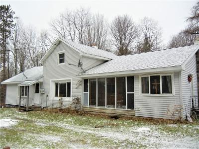 Single Family Home A-Active: 7187 Nortonville Road